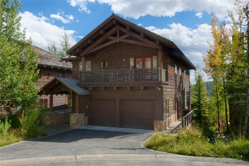 5BR/4.5BA Granite Ridge Lodge #17 - Image 1 - Teton Village - rentals