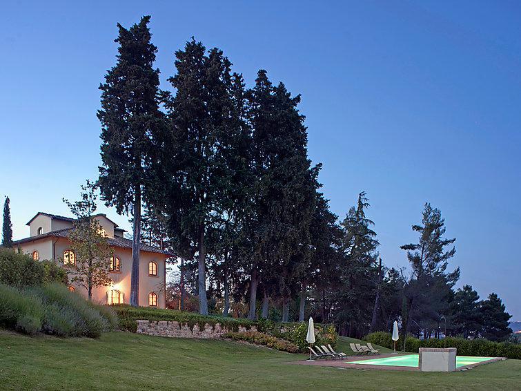 9 bedroom Villa in San Gimignano, Chianti Classico, Italy : ref 2215347 - Image 1 - Pancole - rentals