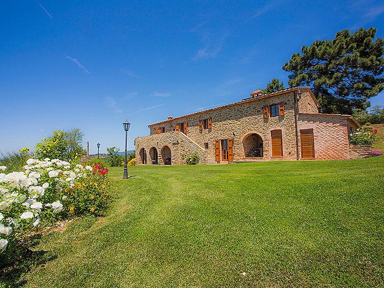 5 bedroom Villa in Cortona, Italy : ref 2215435 - Image 1 - Terontola - rentals