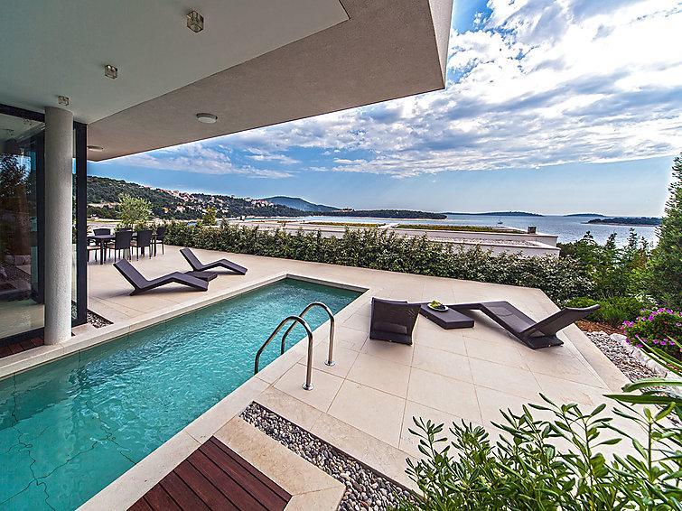 4 bedroom Villa in Primosten, Central Dalmatia, Croatia : ref 2215959 - Image 1 - Primosten - rentals