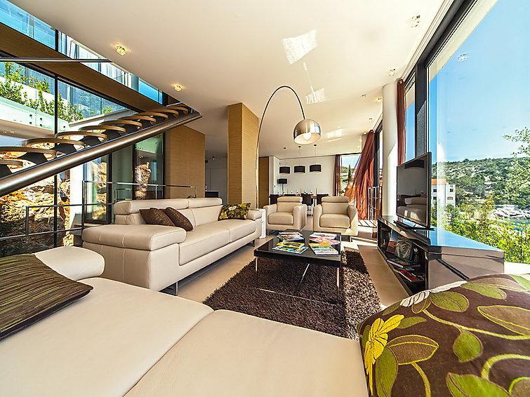 3 bedroom Villa in Primosten, Central Dalmatia, Croatia : ref 2216079 - Image 1 - Primosten - rentals