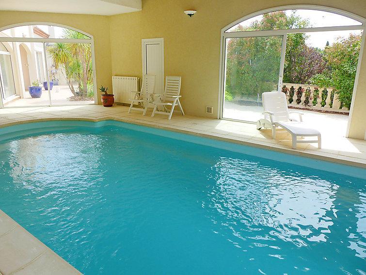 4 bedroom Villa in Montpellier, Herault Aude, France : ref 2216146 - Image 1 - Teyran - rentals