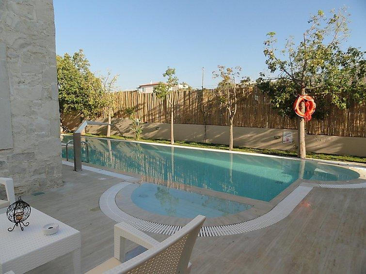 4 bedroom Villa in Gouves, Crete, Greece : ref 2216714 - Image 1 - Piskopiano - rentals