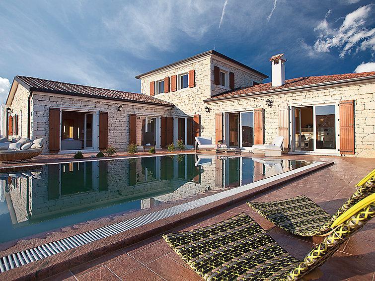 3 bedroom Villa in Pula Vodnjan, Istria, Croatia : ref 2217136 - Image 1 - Cabrunici - rentals