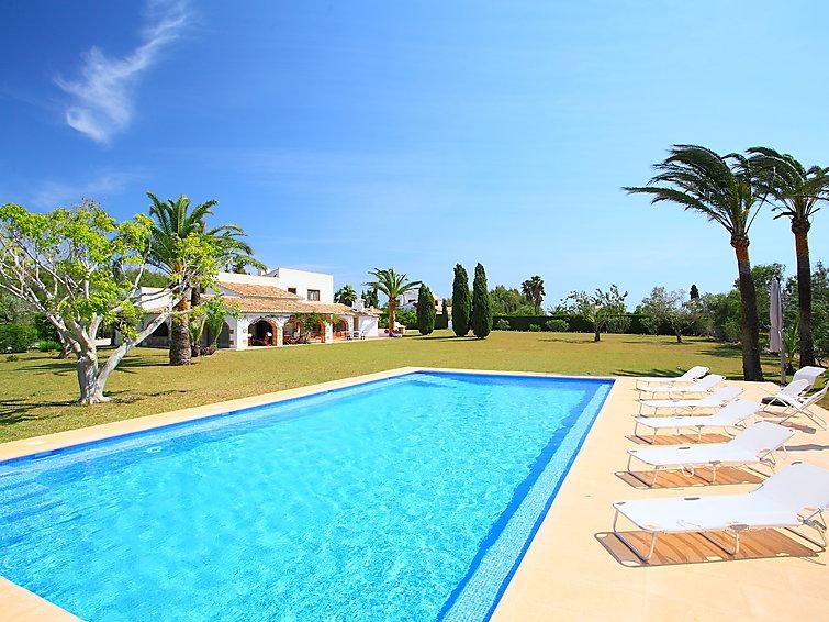 6 bedroom Villa in Javea, Costa Blanca, Spain : ref 2217146 - Image 1 - Benitachell - rentals