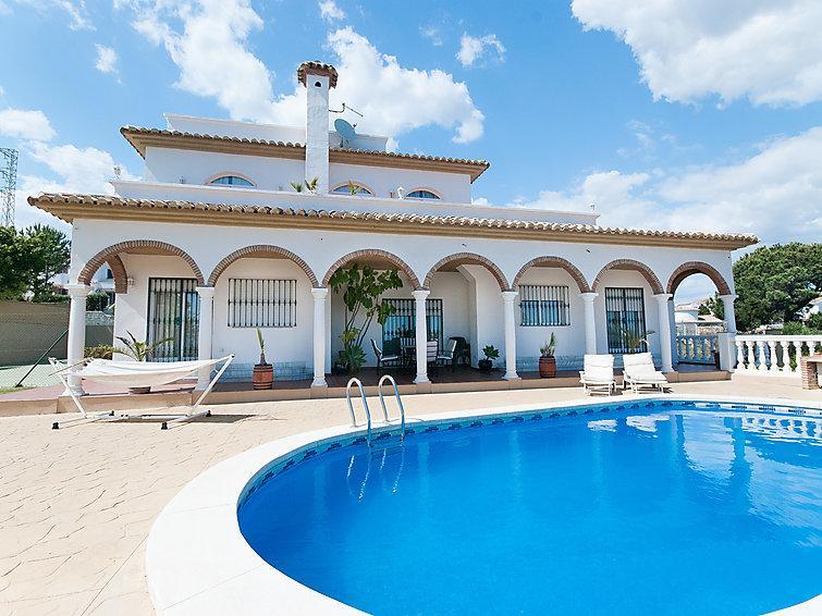 6 bedroom Villa in Calahonda, Costa Del Sol, Spain : ref 2217321 - Image 1 - Sitio de Calahonda - rentals