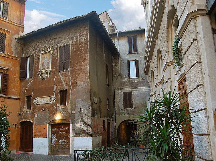 4 bedroom Apartment in Rome Historical City Center, Lazio, Italy : ref 2217547 - Image 1 - Roma - rentals