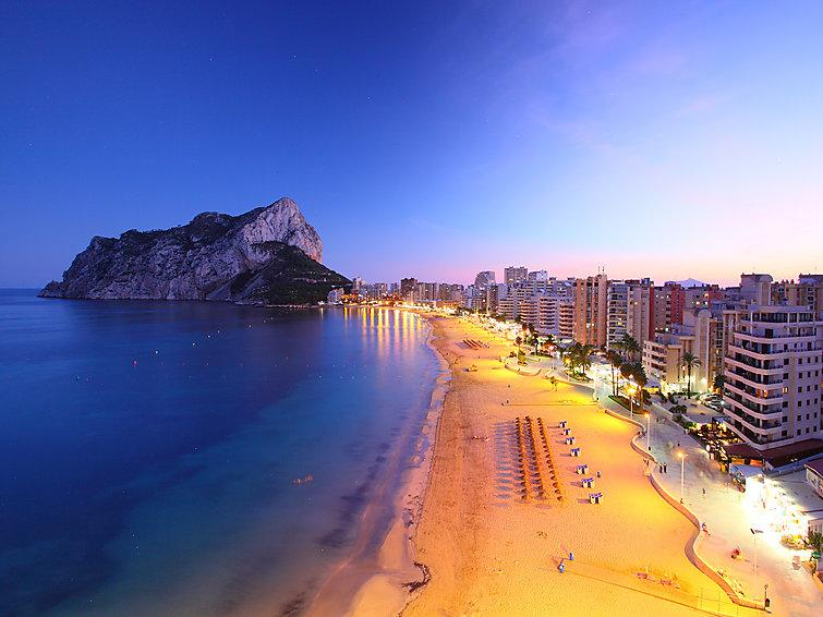 3 bedroom Apartment in Calpe Calp, Costa Blanca, Spain : ref 2217829 - Image 1 - Calpe - rentals
