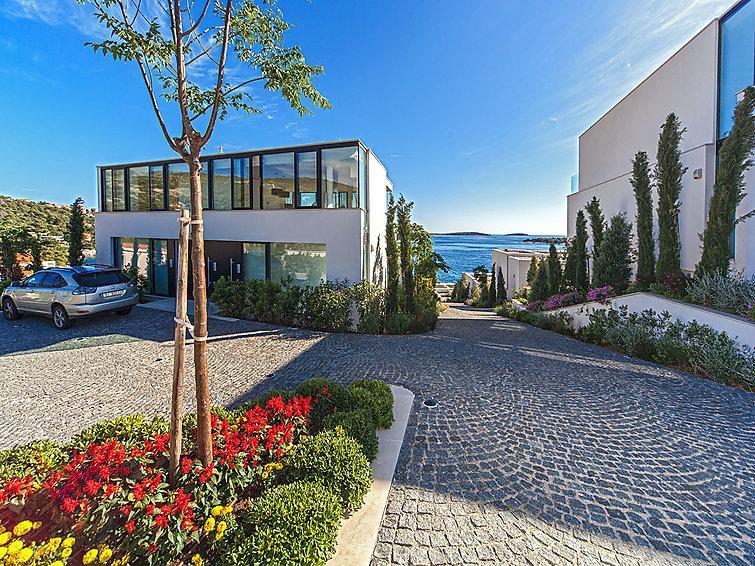 2 bedroom Apartment in Primosten, Central Dalmatia, Croatia : ref 2218303 - Image 1 - Primosten - rentals