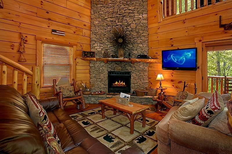 Bear Paws - Image 1 - Pigeon Forge - rentals
