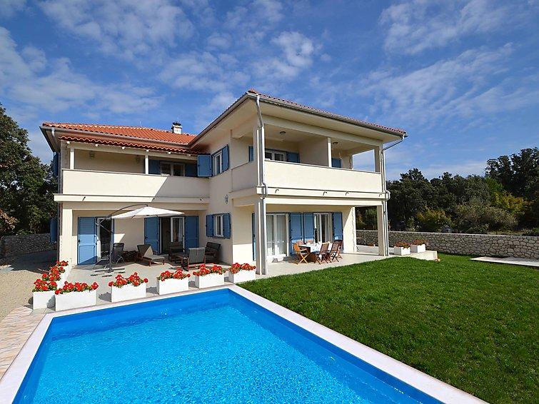 5 bedroom Villa in Rab Kampor, Kvarner Islands, Croatia : ref 2218731 - Image 1 - Suha Punta - rentals