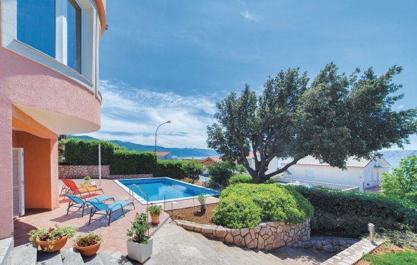 5 bedroom Villa in Novi Vinodolski, Croatia : ref 2219513 - Image 1 - Novi Vinodolski - rentals