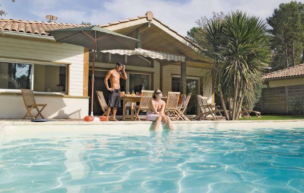 2 bedroom Villa in Moliets, Landes, France : ref 2221375 - Image 1 - Moliets - rentals