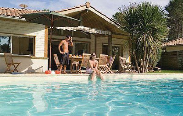 4 bedroom Villa in Moliets, Landes, France : ref 2221193 - Image 1 - Moliets - rentals
