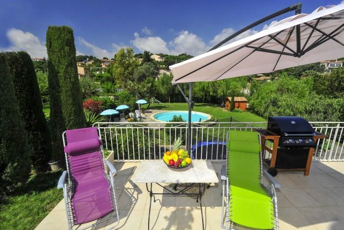 4 bedroom Villa in Antibes, Cote D'azur, France : ref 2226482 - Image 1 - Juan-les-Pins - rentals