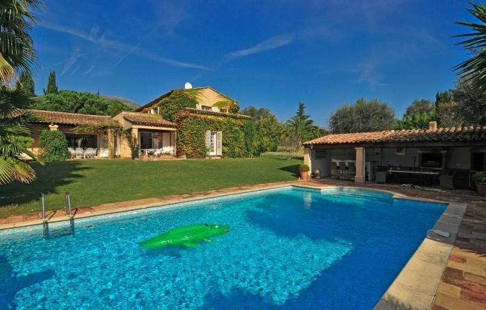 5 bedroom Villa in Tourrettes Sur Loup, Cote D'azur, France : ref 2226484 - Image 1 - Tourette-sur-Loup - rentals