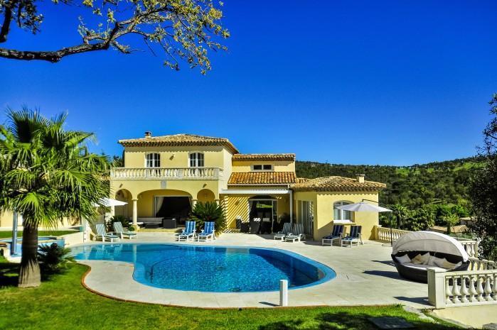 4 bedroom Villa in Ste Maxime, St Tropez Var, France : ref 2226502 - Image 1 - Saint-Maxime - rentals