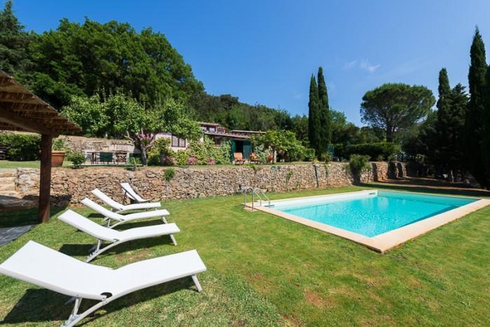 3 bedroom Villa in Porto Ercole, Tuscany, Italy : ref 2226521 - Image 1 - Porto Ercole - rentals