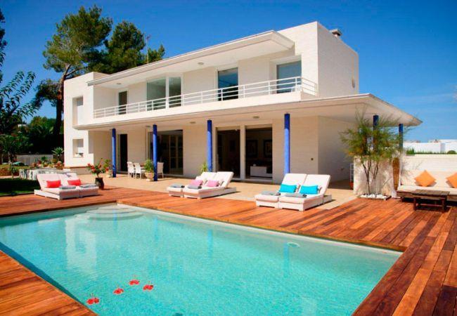 5 bedroom Villa in Sant Antoni De Portmany, Ibiza : ref 2226553 - Image 1 - Sant Antoni de Portmany - rentals