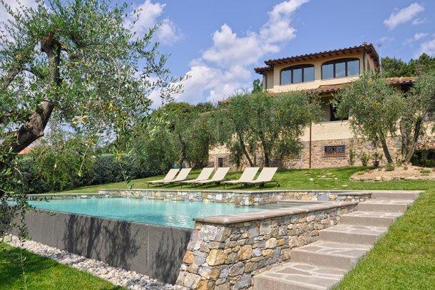 6 bedroom Villa in Poggibonsi, Chianti, Tuscany, Italy : ref 2230401 - Image 1 - Poggibonsi - rentals