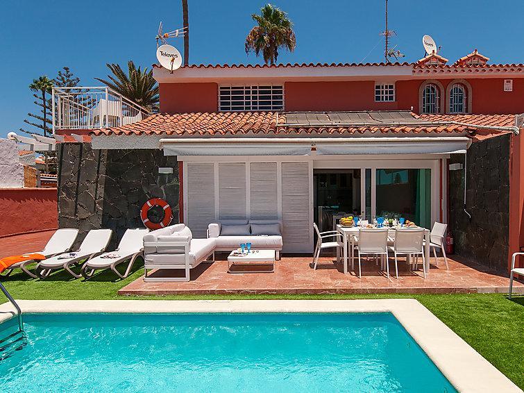 5 bedroom Villa in Maspalomas, Gran Canaria, Canary Islands : ref 2232894 - Image 1 - Maspalomas - rentals