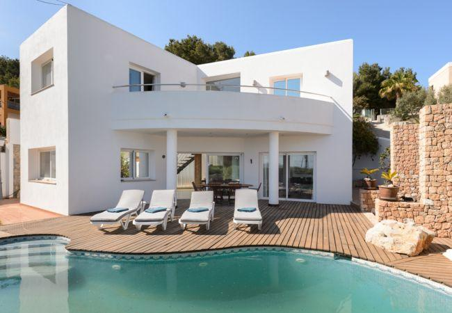 4 bedroom Villa in Ibiza Town, Ibiza, Ibiza : ref 2232906 - Image 1 - Ibiza Town - rentals