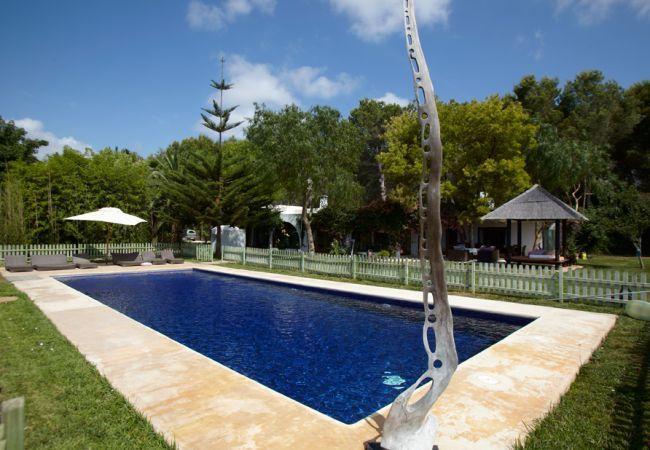 6 bedroom Villa in Sant Joan De Labritja, Ibiza, Ibiza : ref 2232910 - Image 1 - Sant Joan de Labritja - rentals