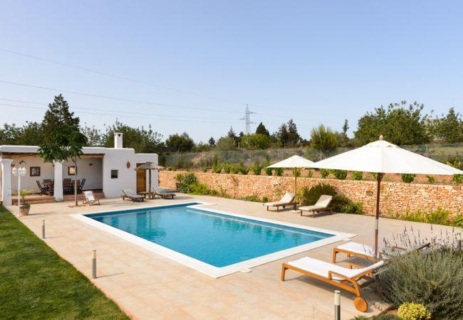 4 bedroom Villa in Santa Gertrudis, Ibiza, Ibiza : ref 2232911 - Image 1 - Santa Gertrudis - rentals
