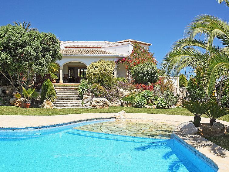 4 bedroom Villa in Javea, Costa Blanca, Spain : ref 2235226 - Image 1 - Xabia - rentals