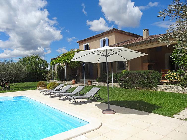 6 bedroom Villa in L Isle Sur La Sorgue, Provence, France : ref 2235668 - Image 1 - Velleron - rentals