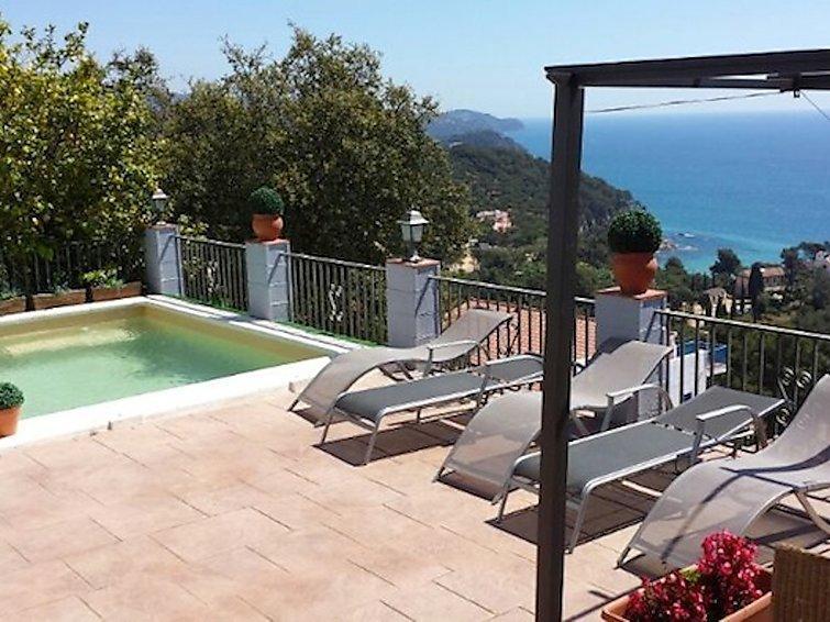 4 bedroom Villa in Blanes, Costa Brava, Spain : ref 2236476 - Image 1 - Blanes - rentals