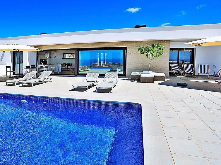 5 bedroom Villa in Moraira, Costa Blanca, Spain : ref 2236767 - Image 1 - Benitachell - rentals