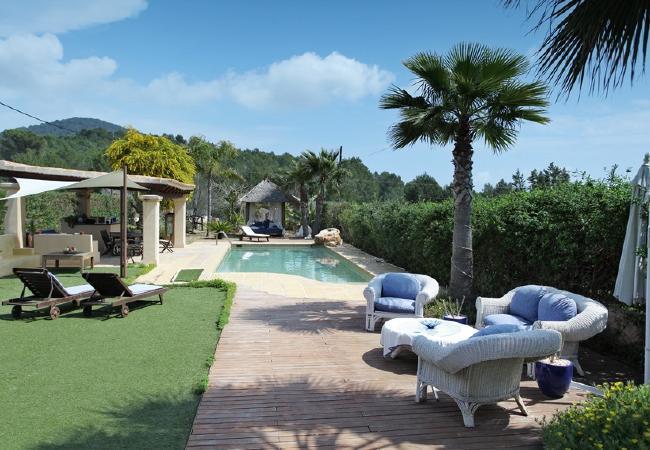 3 bedroom Villa in Ibiza Town, Ibiza : ref 2239976 - Image 1 - San Jose - rentals