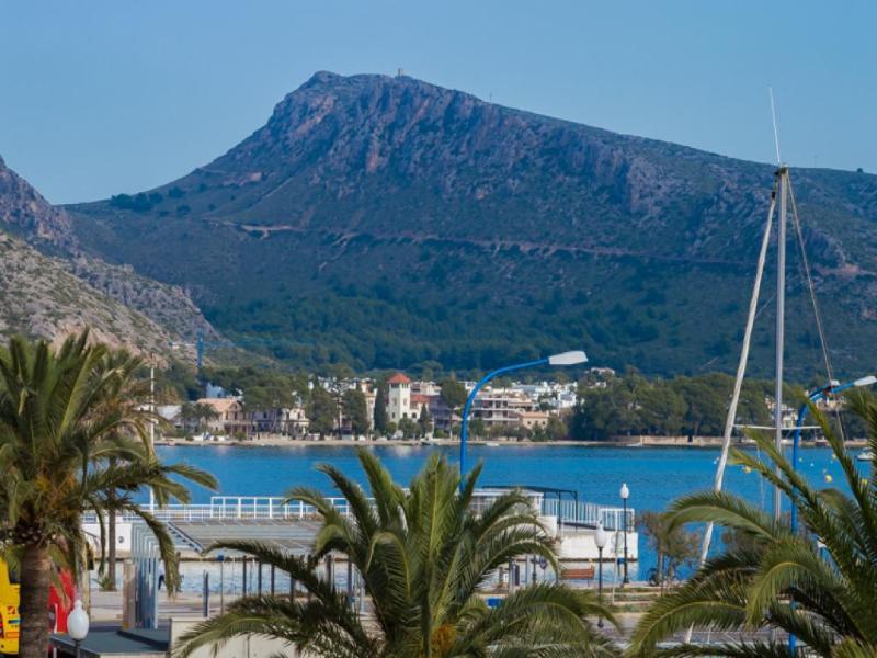 2 bedroom Apartment in Puerto Pollenca, Mallorca, Mallorca : ref 2240192 - Image 1 - Port de Pollenca - rentals