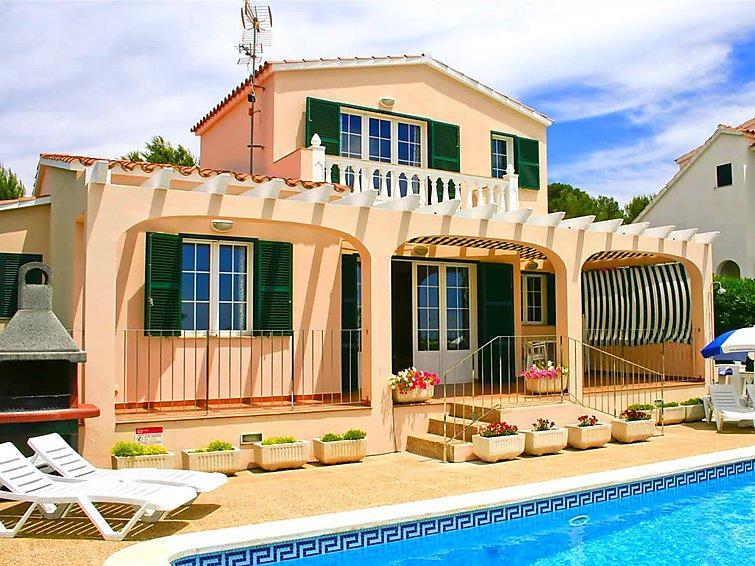 3 bedroom Villa in Son Bou, Menorca, Menorca : ref 2242206 - Image 1 - Son Bou - rentals