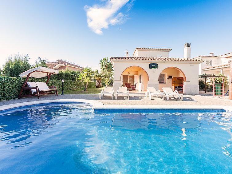 4 bedroom Villa in St Antoni de Calonge, Costa Brava, Spain : ref 2242372 - Image 1 - Sant Antoni de Calonge - rentals