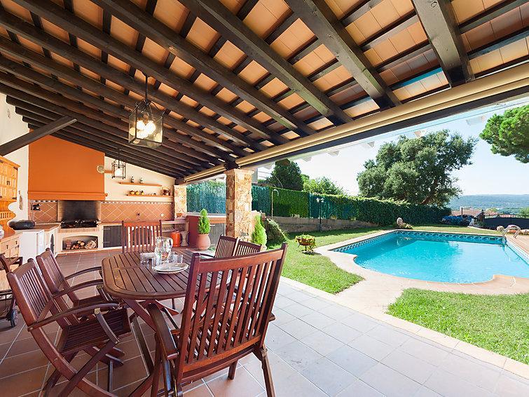6 bedroom Villa in St Antoni de Calonge, Costa Brava, Spain : ref 2242371 - Image 1 - Sant Antoni de Calonge - rentals