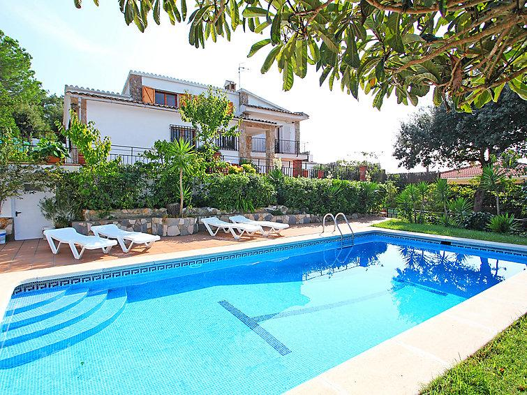 6 bedroom Villa in Lloret de Mar, Costa Brava, Spain : ref 2242374 - Image 1 - Mont Barbat - rentals