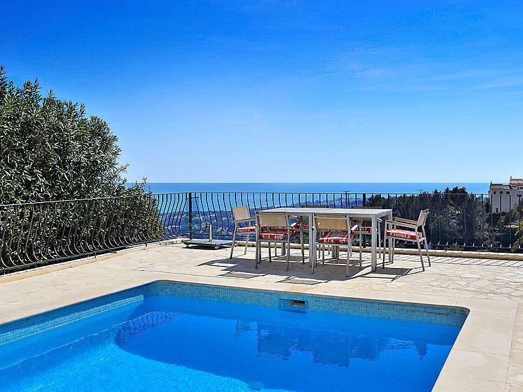 4 bedroom Villa in Moraira, Costa Blanca, Spain : ref 2242517 - Image 1 - La Llobella - rentals