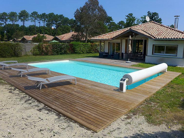 3 bedroom Villa in Moliets, Les Landes, France : ref 2242621 - Image 1 - Leon - rentals