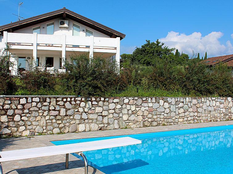 5 bedroom Villa in San Felice del Benaco, Lake Garda, Italy : ref 2243079 - Image 1 - San Felice del Benaco - rentals