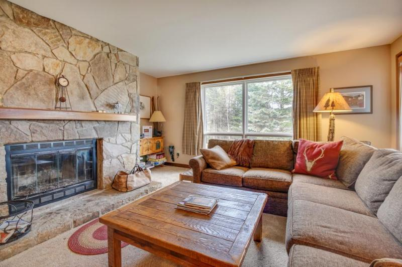 Ski-in/ski-out condo with shared pool, hot tub & sauna - great location! - Image 1 - Dover - rentals