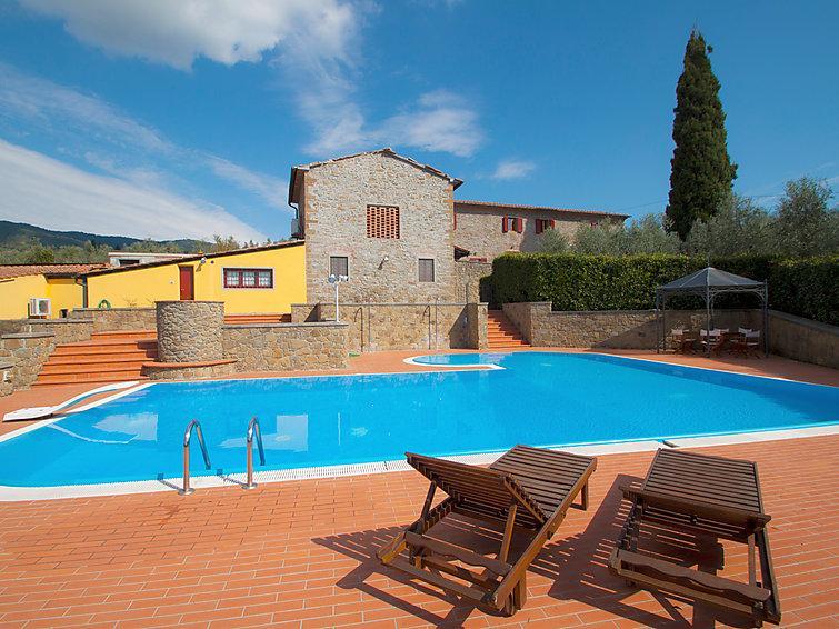 7 bedroom Villa in Vinci, Florence Countryside, Italy : ref 2243150 - Image 1 - Vinci - rentals