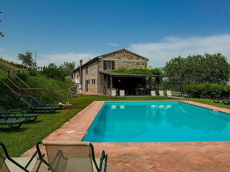 7 bedroom Villa in Radicofani, Siena, Italy : ref 2243153 - Image 1 - Celle sul Rigo - rentals