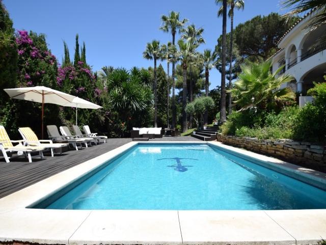 3 bedroom Villa in Golf Valley, Nueva Andalucia, Spain : ref 2245786 - Image 1 - Nueva Andalucia - rentals