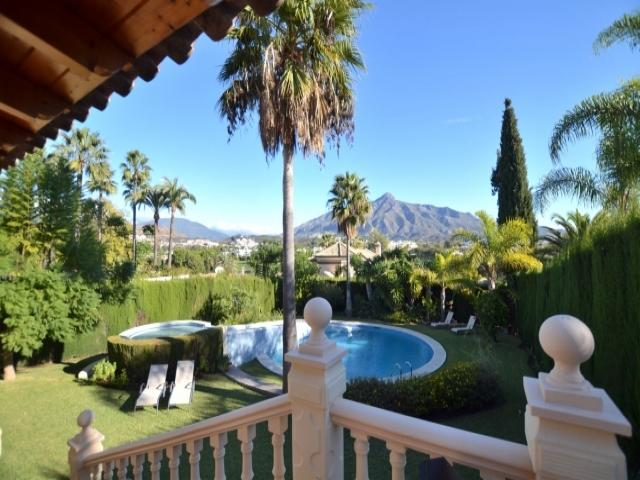 3 bedroom Villa in Golf Valley, Nueva Andalucia, Spain : ref 2245787 - Image 1 - Nueva Andalucia - rentals