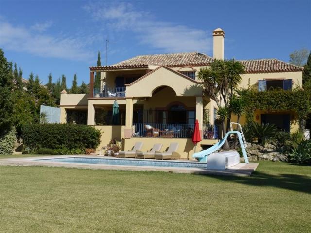 4 bedroom Villa in Golf Valley, Nueva Andalucia, Spain : ref 2245788 - Image 1 - Nueva Andalucia - rentals