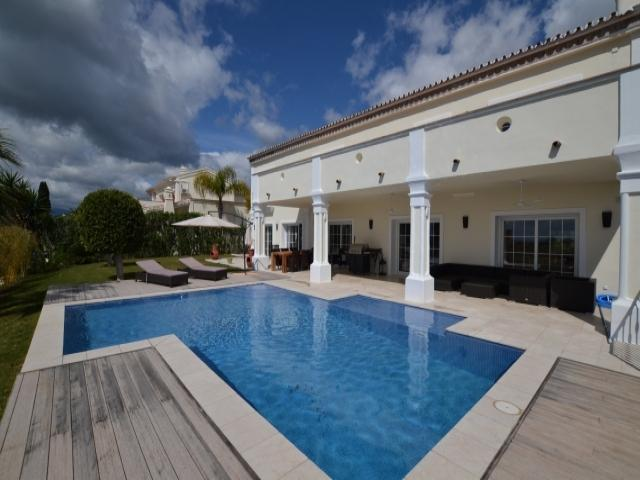5 bedroom Villa in Golf Valley, Nueva Andalucia, Spain : ref 2245802 - Image 1 - Nueva Andalucia - rentals
