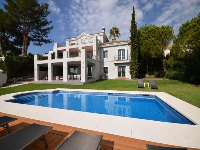 5 bedroom Villa in Golf Valley, Nueva Andalucia, Spain : ref 2245807 - Image 1 - Nueva Andalucia - rentals