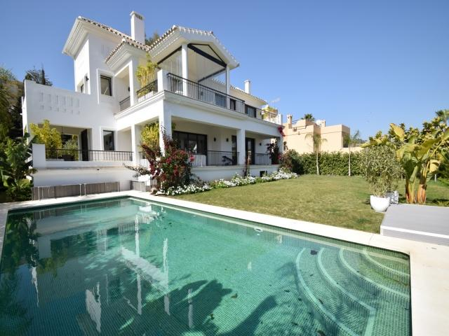 6 bedroom Villa in Golf Valley, Nueva Andalucia, Spain : ref 2245812 - Image 1 - Nueva Andalucia - rentals